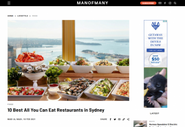 10 Best All You Can Eat Restaurants in Sydney   Man of Many