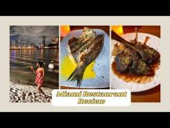 Best Restaurant in Miami? Joia Beach Restaurant Review | Things To Do in Miami