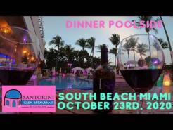 Best Places To Eat In Miami Greek Food At Santorini By Georgios At The Hilton