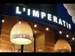L'IMPERATIF Café/Restaurant Paris 14e