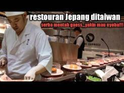 Restaurant Jepang in taiwan