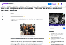 Seafood Restaurant in Singapore
