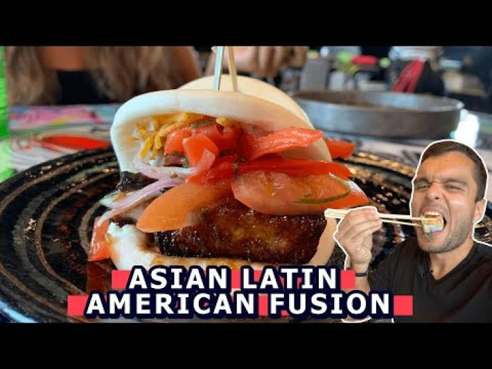 Crudos Fusion Art! Asian Latin American Fusion Restaurant in MIAMI