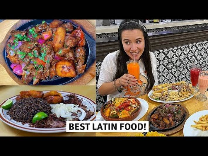 Latin American Grill The BEST CUBAN and LATIN FOOD! Top Restaurants in Miami, FL