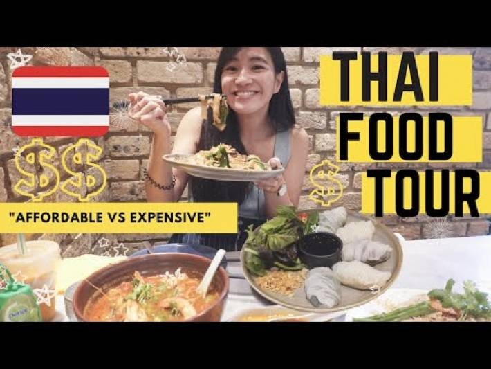 Thai Food Tour in Sydney ! AFFORDABLE VS EXPENSIVE !