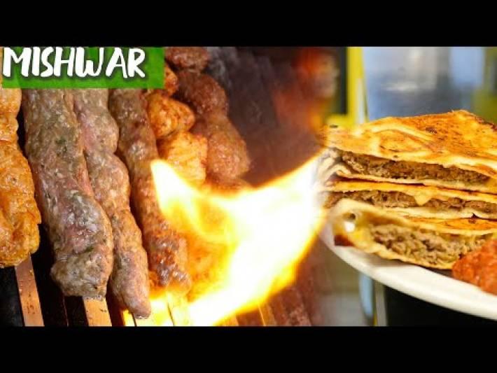 Mishwar Middle Eastern Restaurant Serves Syrian Food in Toronto | Matt's Megabites