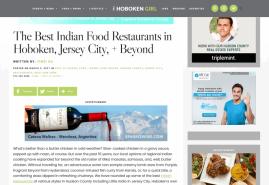 The Best Indian Food Restaurants in Hoboken, Jersey City, + Beyond Hoboken Girl