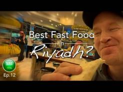 Is this Middle Eastern Restaurant the BEST RESTAURANT IN RIYADH? 🇸🇦 Saudi Arabia Travel Vlog 2020
