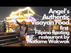 Filipino Restaurant in Dubai UAE | FIRST FILIPINO FLOATING RESTAURANT IN DUBAI BY Madame Wakwak