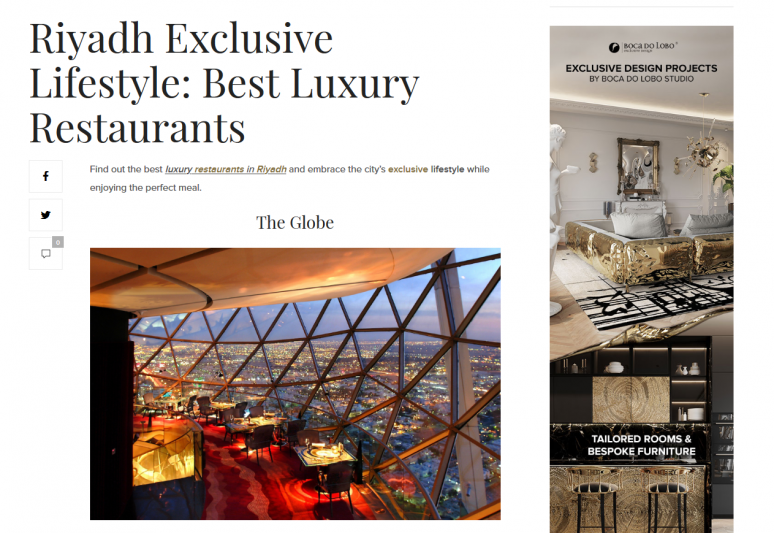 Best Luxury Restaurants in Riyadh That You Need To Experience