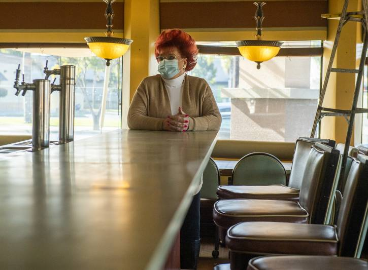 Huff's Family Restaurant is closed; debts make reopening doubtful