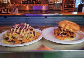 This Week In Portland Food News: Nacheaux Opens A Restaurant, Oma's Takeaway Is Becoming Oma's Hideaway, And Grilled Cheese Grill Says Goodbye