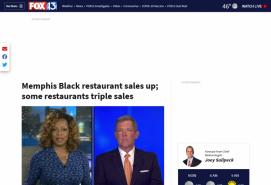 Memphis Black restaurant sales up; some restaurants triple sales