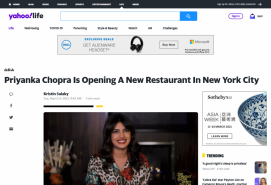 Priyanka Chopra Is Opening A New Restaurant In New York City