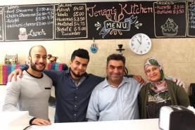 New location for Syrian restaurant in Sydney