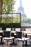 Monsieur Bleu has just opened its new terrace restaurant Azulito