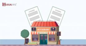 What are the licenses required to open a restaurant in India
