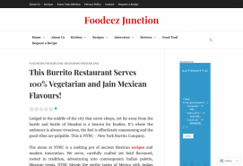 This Burrito Restaurant Serves 100% Vegetarian and Jain Mexican Flavours!