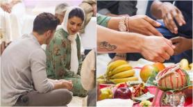 Priyanka Chopra's New York restaurant Sona ready to open doors, holds 'puja'.