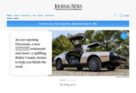 An eye-opening DeLorean, a new Hamilton restaurant and more: 5 uplifting Butler County stories to help you finish the week
