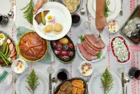 Eight Cincinnati Restaurants Offering Take-Home Easter Meals