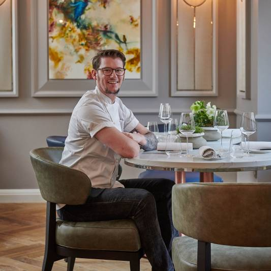 Ched Adam Handling to open first restaurant with rooms outside London