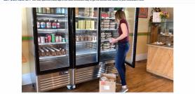 Restaurant Donates Surplus to Fight Food Waste