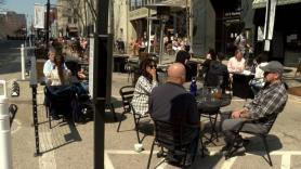 Easter brunch returns, boosting business at restaurants