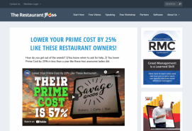Lower your Prime Cost by 25% like these restaurant owners!