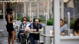 Restaurant industry group urges Ford government to reopen patios during shutdown