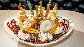 Las Vegas restaurant Sugar Factory will sell $31 boozy milkshake in Uptown Dallas