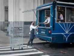Top restaurant's food truck to feed underserved New York communities