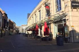 Weather forecast as beer gardens and restaurants outdoors reopen