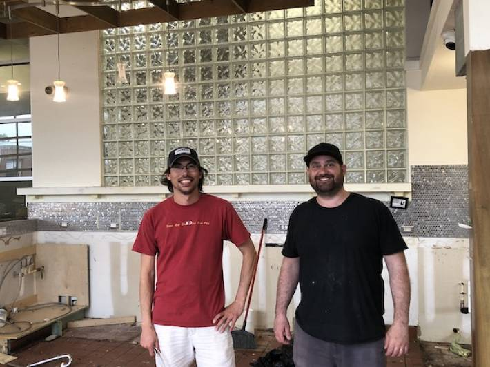 New restaurant cooking in former Urban Farmhouse location