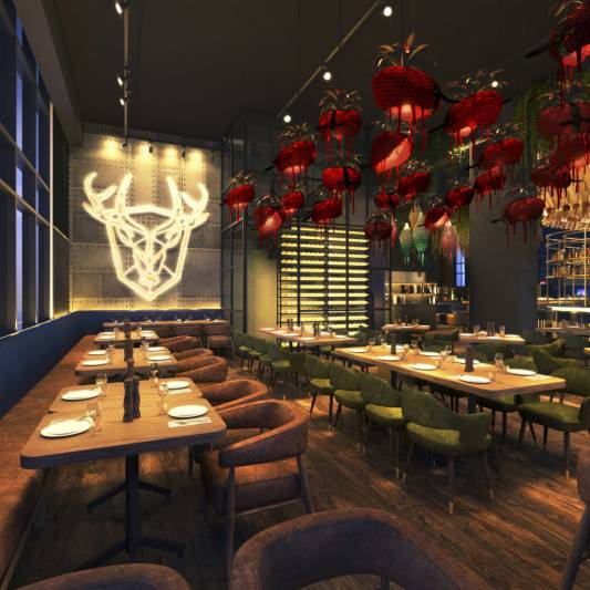 Hunter & Barrel restaurant to open at Vida Emirates Hills