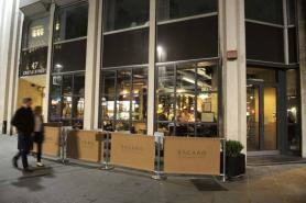 Liverpool restaurant hit by no shows on first day open