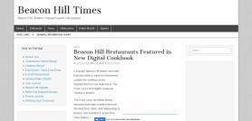 Beacon Hill Restaurants Featured in New Digital Cookbook