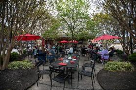 50 Chattanooga restaurants with outdoor dining