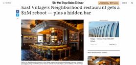 East Village's Neighborhood restaurant gets a $2M reboot — plus a hidden bar