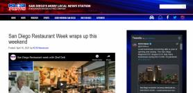 San Diego Restaurant Week wraps up this weekend