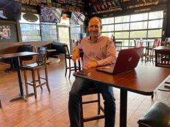 Michigan's bar and restaurant job losses during pandemic lockdowns greater than neighboring Great Lakes states