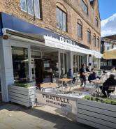 New Italian restaurant opens up in The Parade