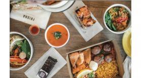 Roxburgh Milkins Help Healthy Fast Food Restaurant Chain