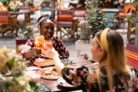 Edinburgh city centre restaurant to reopen with stunning new Aperol garden