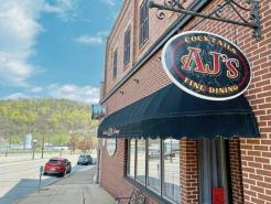 Vandergrift's AJ's Restaurant and Lounge on the market
