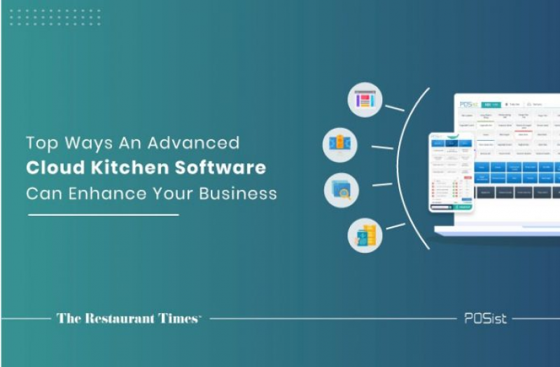 How UAE Restaurants Can Achieve Their Growth Goals By Investing In The Latest Cloud Kitchen Software