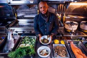 Chef Rawlston Williams Starts St. Vincent Volcano Relief Initiative