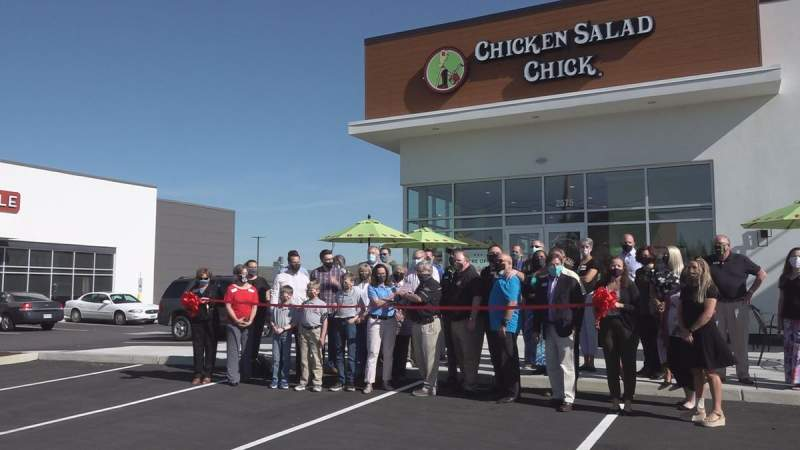New restaurant opens, Christiansburg Marketplace continues to grow