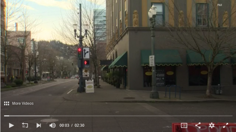 Restaurant owners in Multnomah County frustrated by move back to extreme risk
