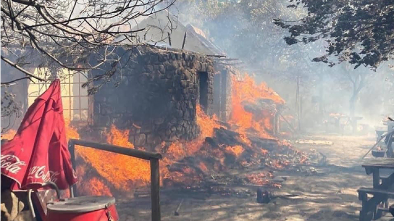 Rhodes Memorial restaurant in need of help after wild fire destruction